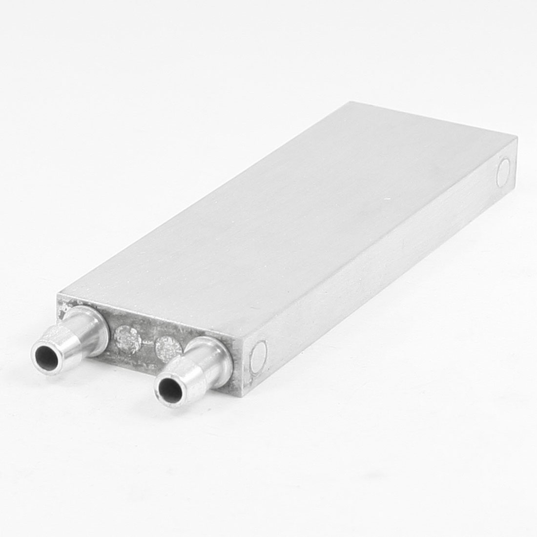 120x40x12mm Aluminum Water Cooling Block for CPU Graphics Radiator Heatsink