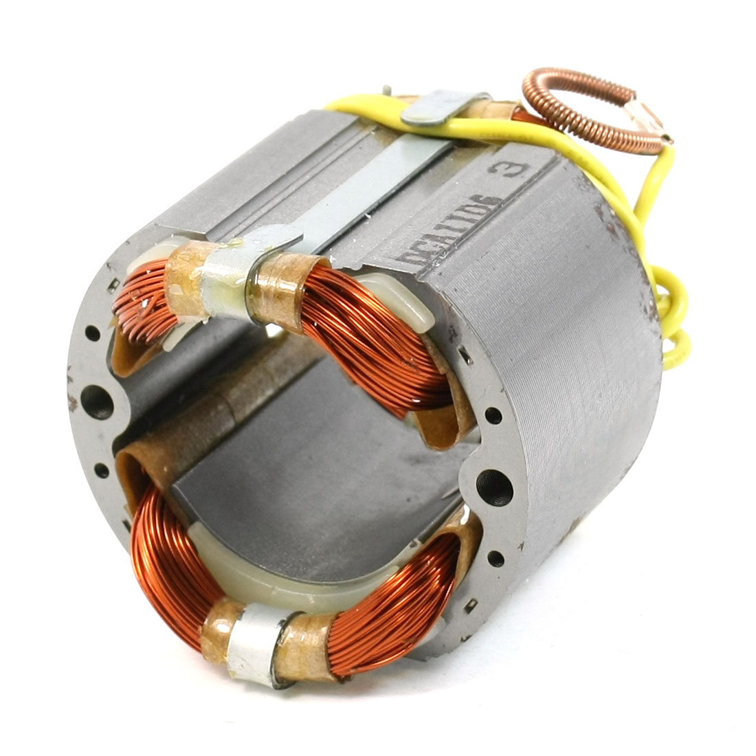AC 220V Stainless Steel Shell 4 Cables Electric Motor Stator for Hitachi C-7