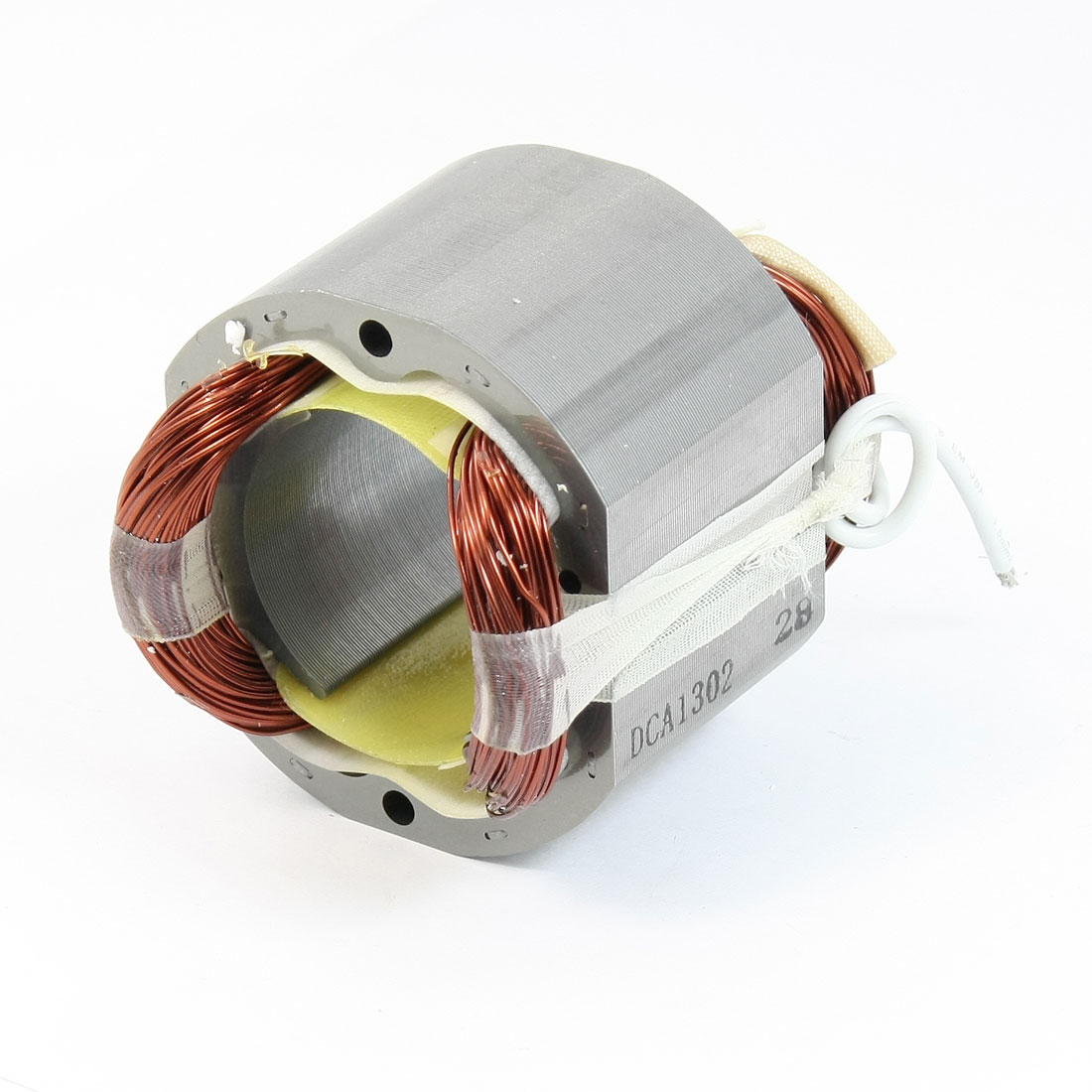 AC 220V Electric Drill Part 49mm Core 2-Cable Motor Stator DCA Z1Z-FF-90