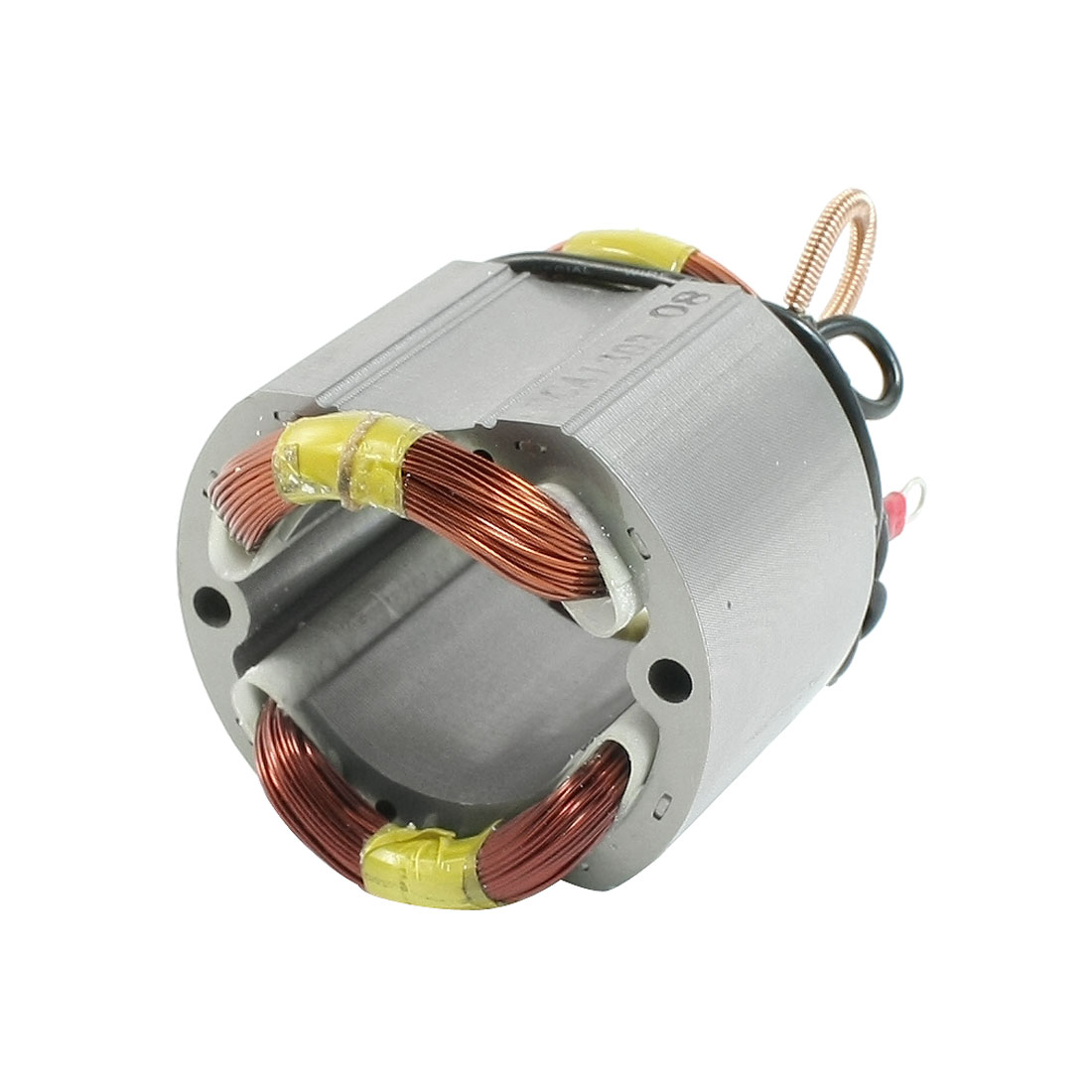 AC 220V Marble Cutter Power Part 40mm Core 4 Cable Motor Stator for Hitachi 4SA2