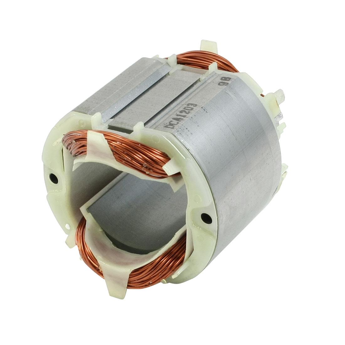 AC220V Cutter Cutting Machine 55.6mm Core Motor Stator for Makita 2414B 2414NB