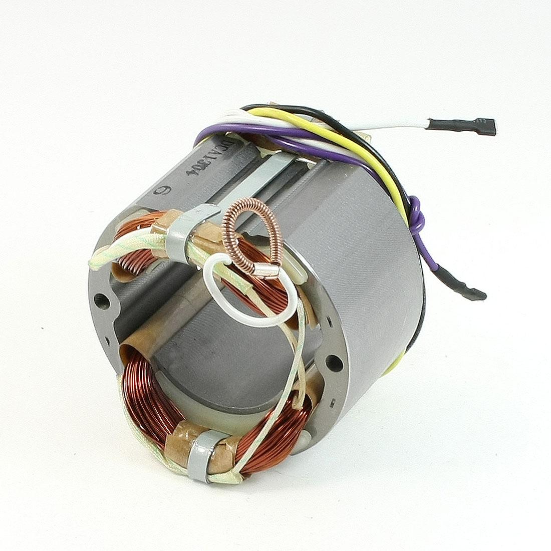 AC220V 55.1mm Core Power Part Motor Stator for Makita LS1040 Aluminum Cutter Machine
