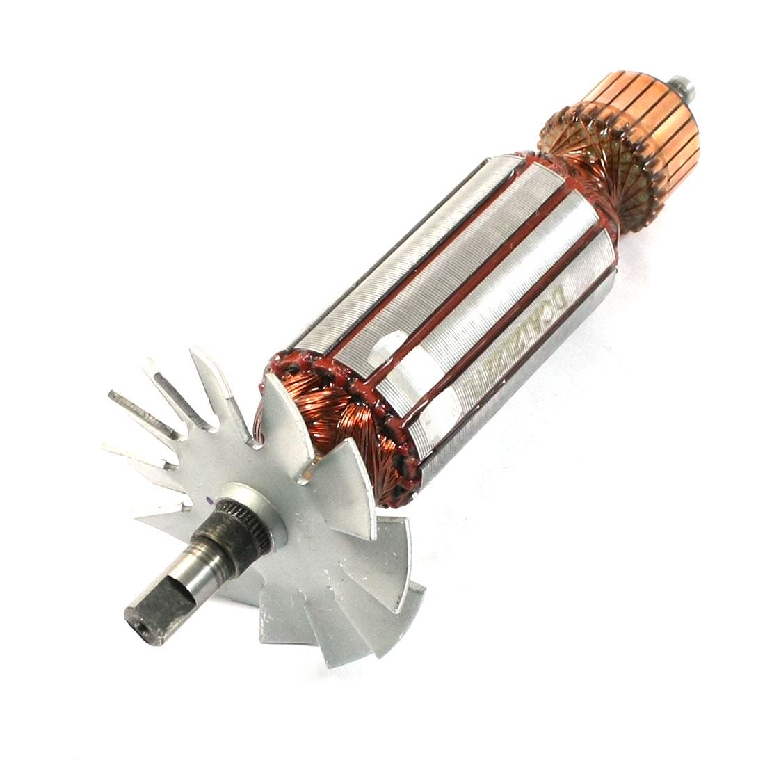 AC 220V 8mm Diameter Drive Shaft Power Tool Electric Motor Rotor for Bosch TGH-6BA