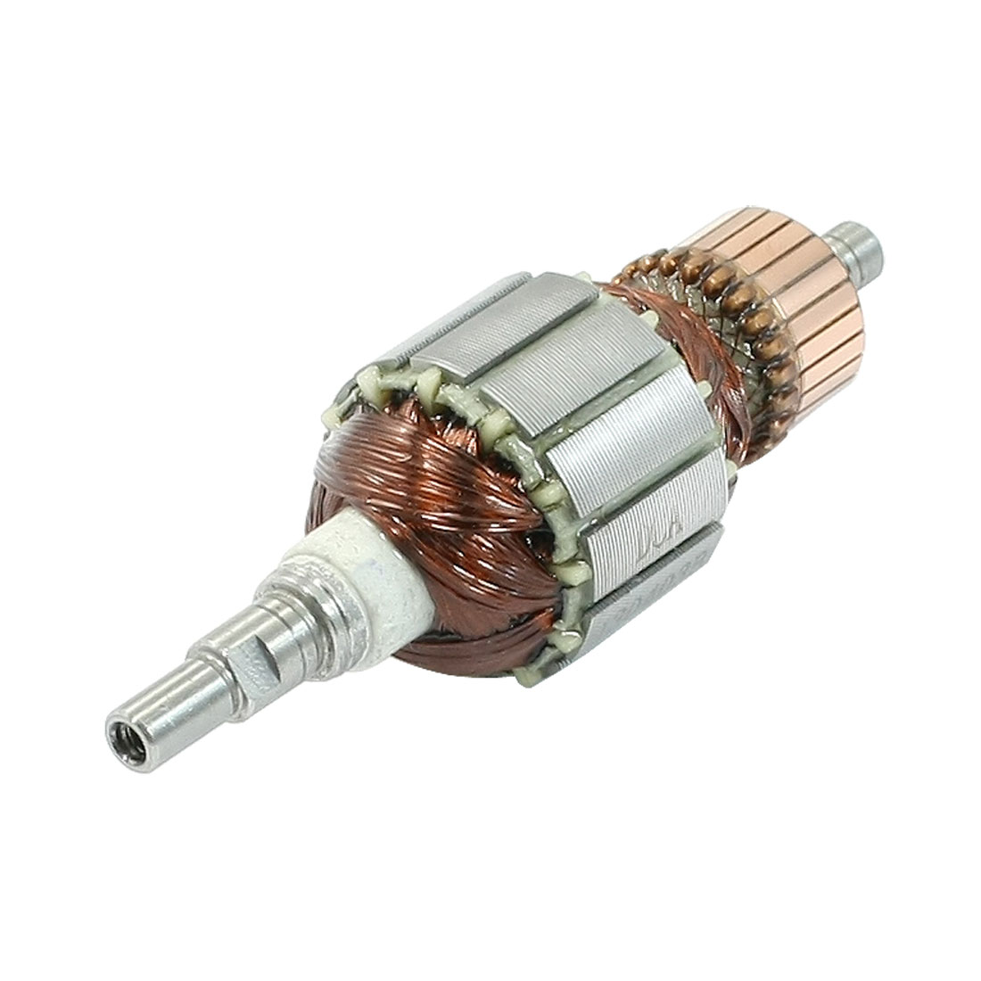 Copper Steel 7mm Drive Shaft Electric Motor Rotor AC 220V for Makita B04510