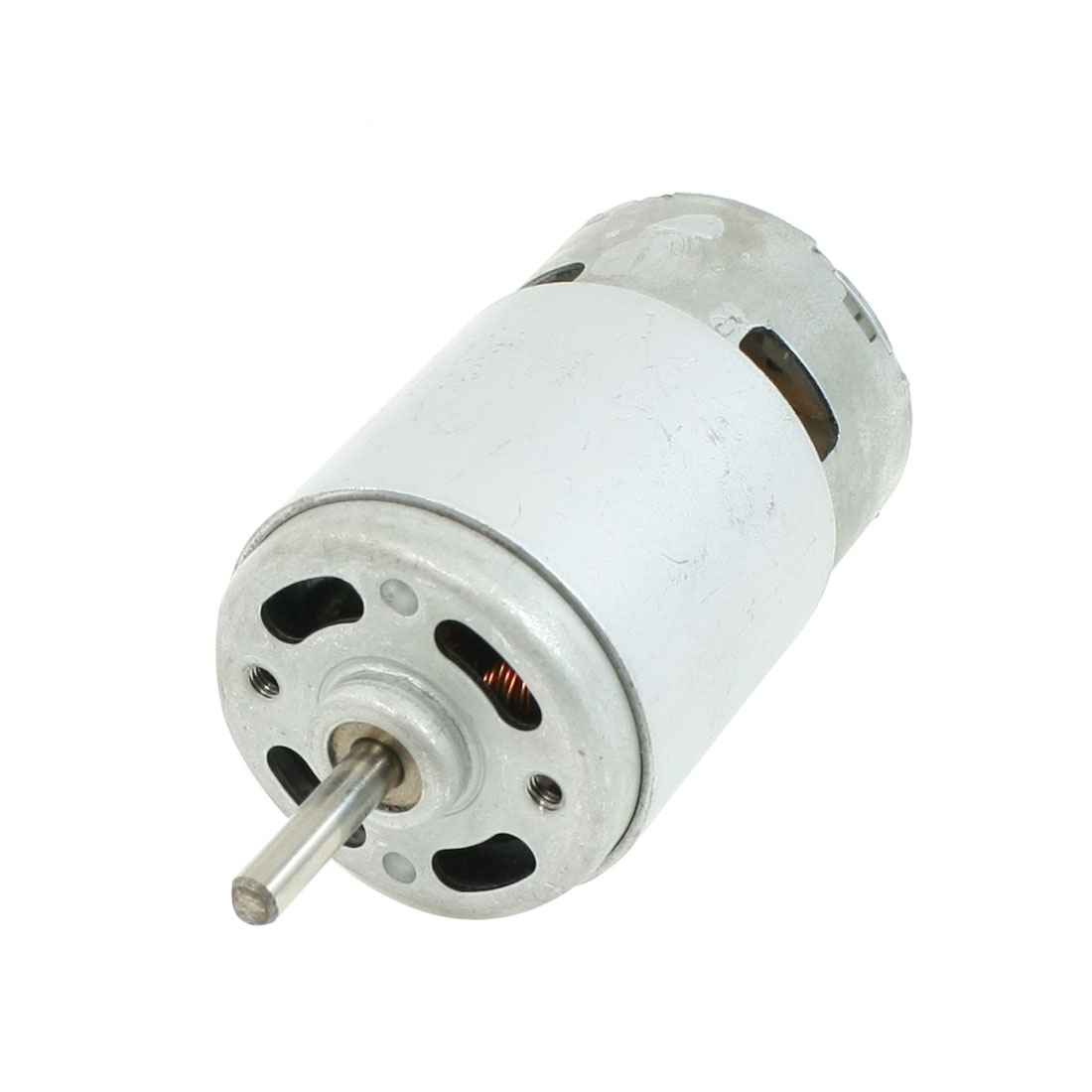 5mm Shaft Dia Body 2P Electrical Machine Motor DC 12V 12000RPM