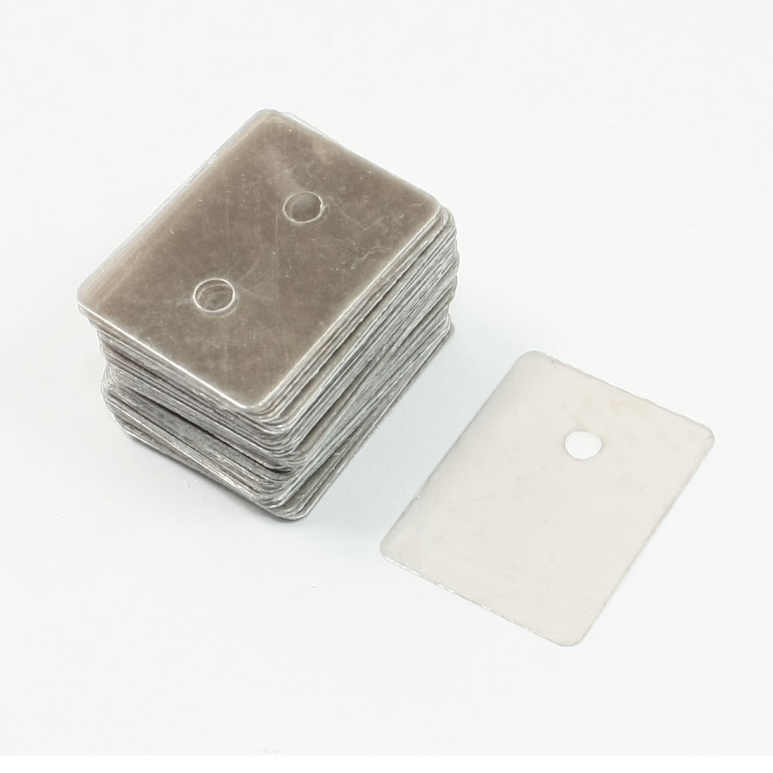 100 Pcs Microwave Oven Repairing Part 29x22mm Mica Plates Sheets