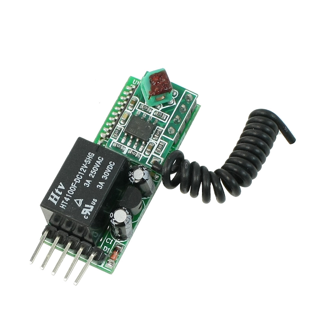 DC12V 325M Energy-saving Single Way Wireless Remote Control Module