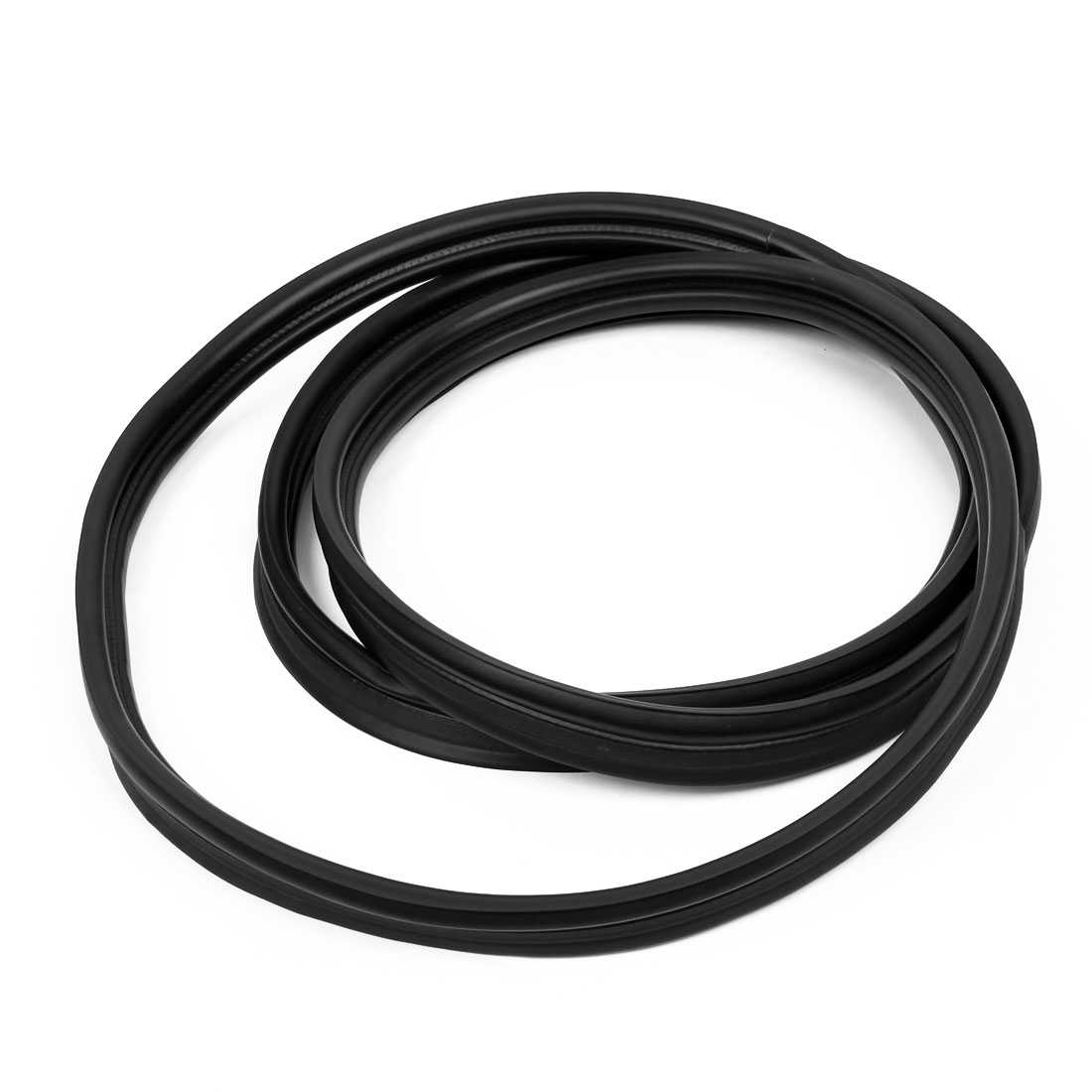Car Vehicle Black Rubber Rear Trunk Lid Weatherstrip Seal Gasket 74865-SDA-A10