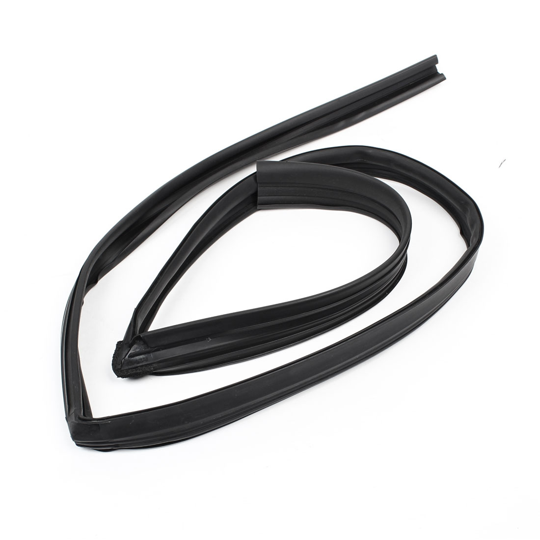 Vehicle Rubber Left Front Door Channel Weatherstrip Seal Gasket 72275-S84-A01