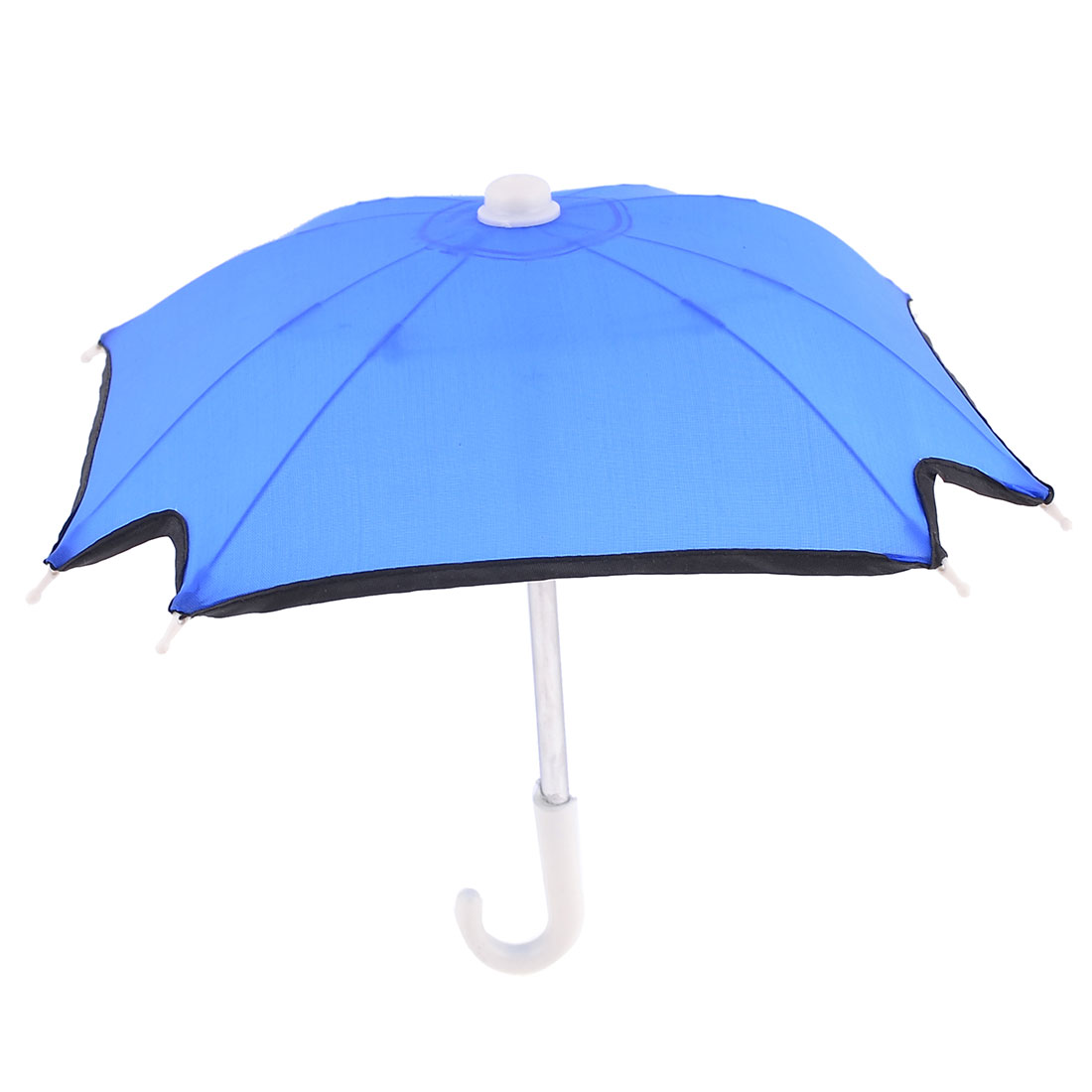 Outdoor Sky Blue White Mini Umbrella Toy for Children