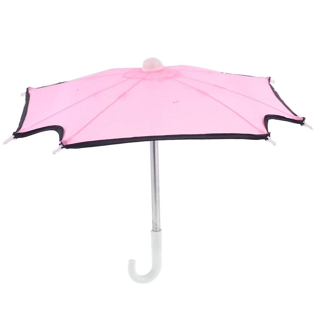 Outdoor Sports Pink White Mini Design Umbrella Toy for Children