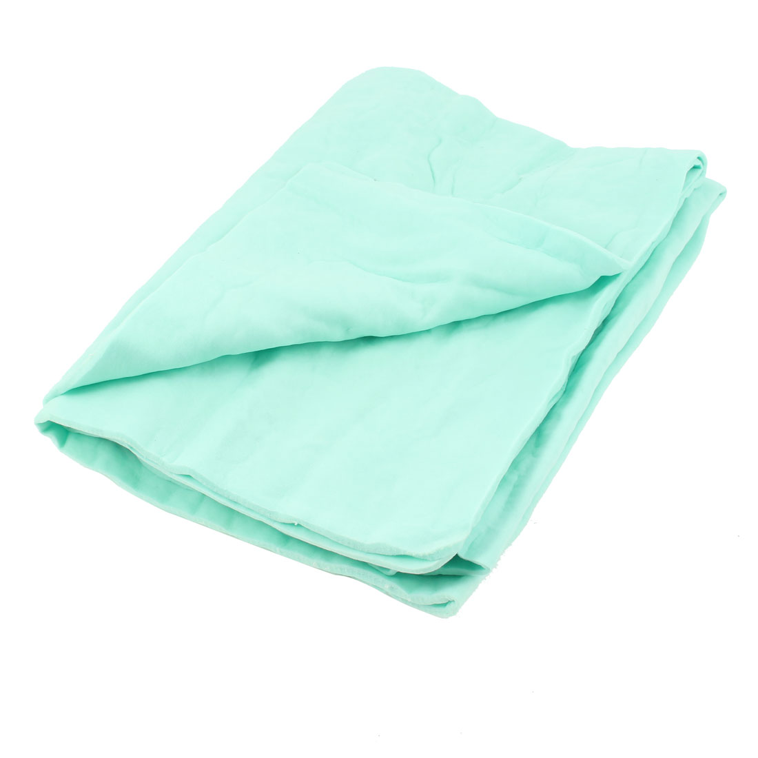 Glass Vehicles Cleaning Tool 65.5cm x 42.5cm Synthetic Chamois Towel Green
