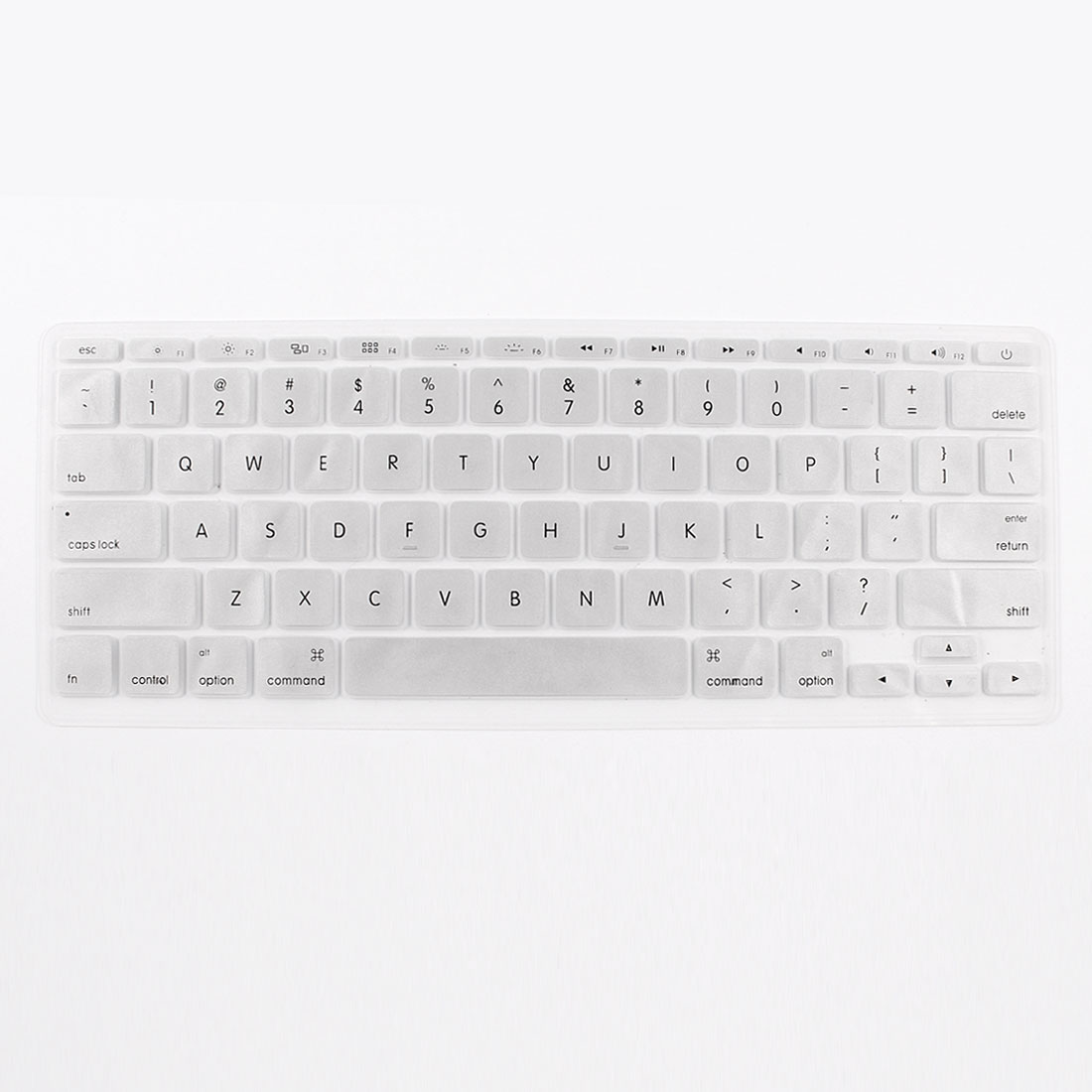 Gray Notebook Keyboard Skin Film Cover Shield for Apple MacBook Air 11.6""