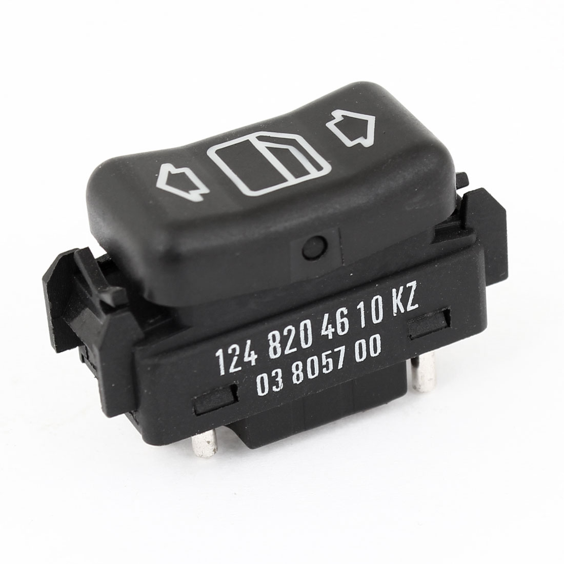 Momentary Right Side Power Window Switch 5 Pins Replacement for Mercedes-Benz