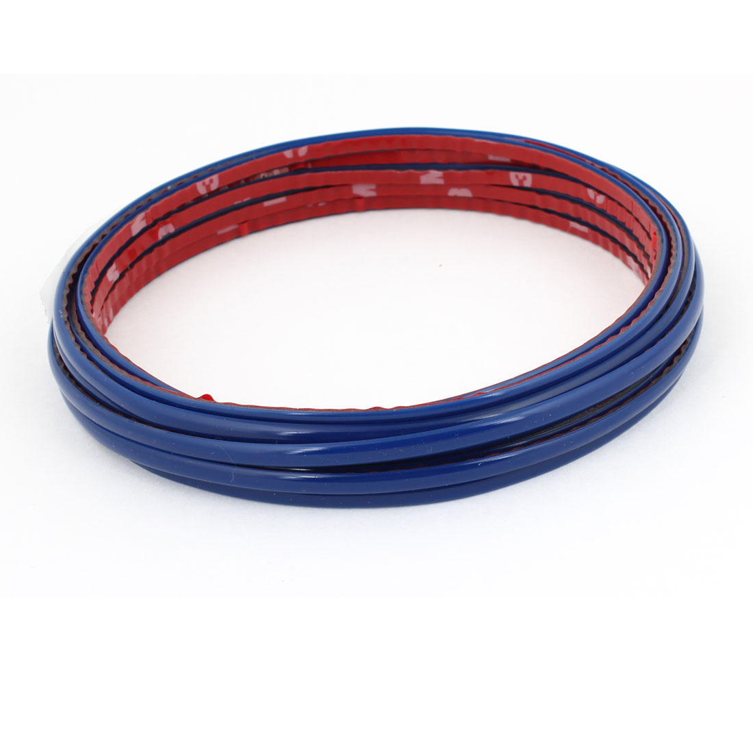 Van Car Truck Blue 5 Meter Length Panel Flexible Ornament Strip Strap