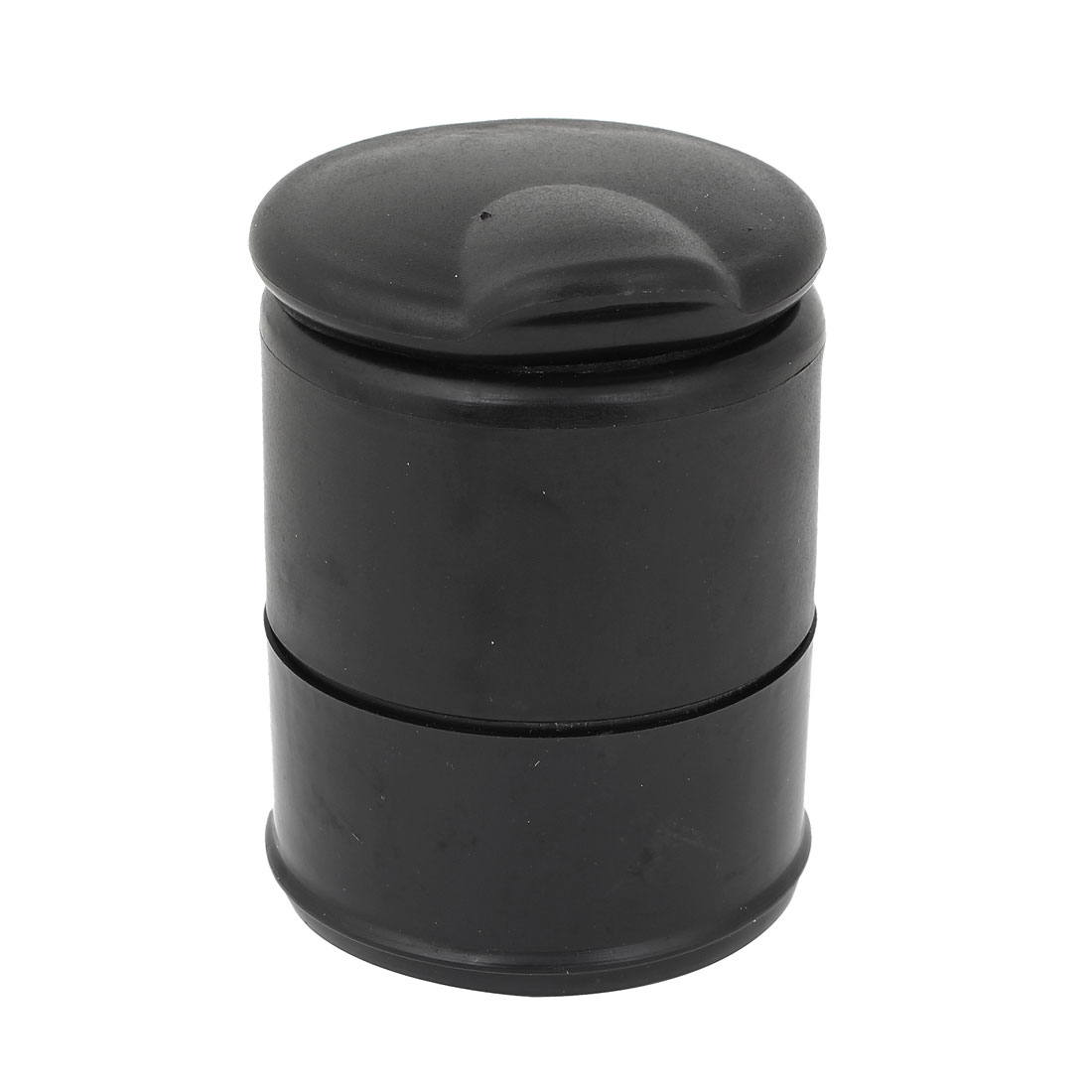 Black Plastic Casing Auto Car Smoking Cigarette Ashtray Holder