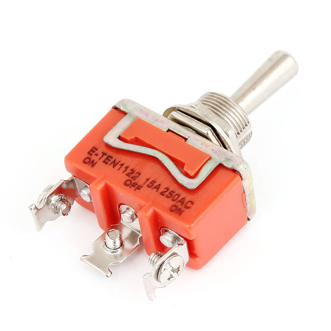 AC 250V 15A Vehicle Car On/Off/On 3 Position 3 Pin Toggle Switch