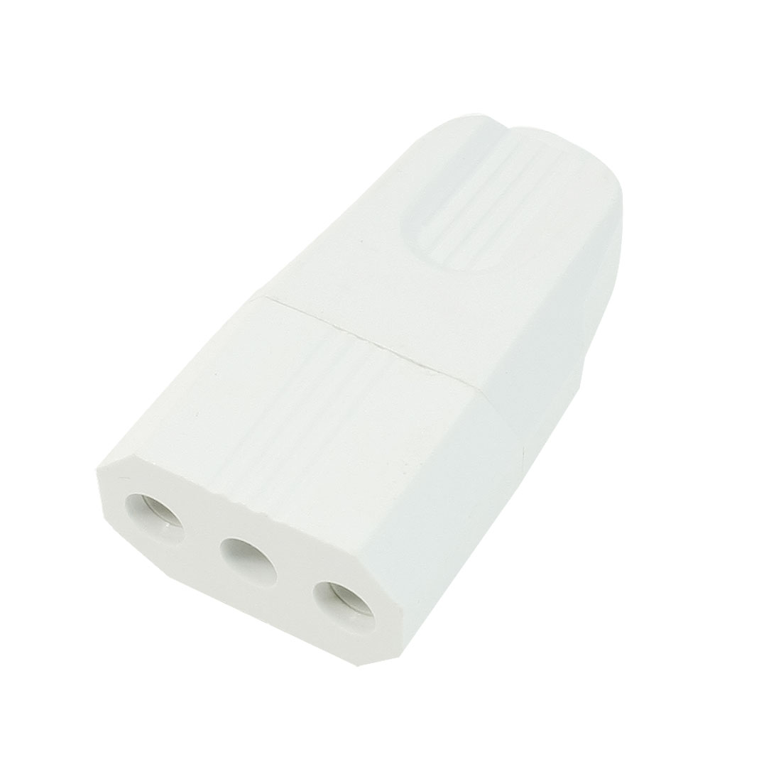AC 250V 2.5A EU 2 Round Pin Power Socket Adapter Connector