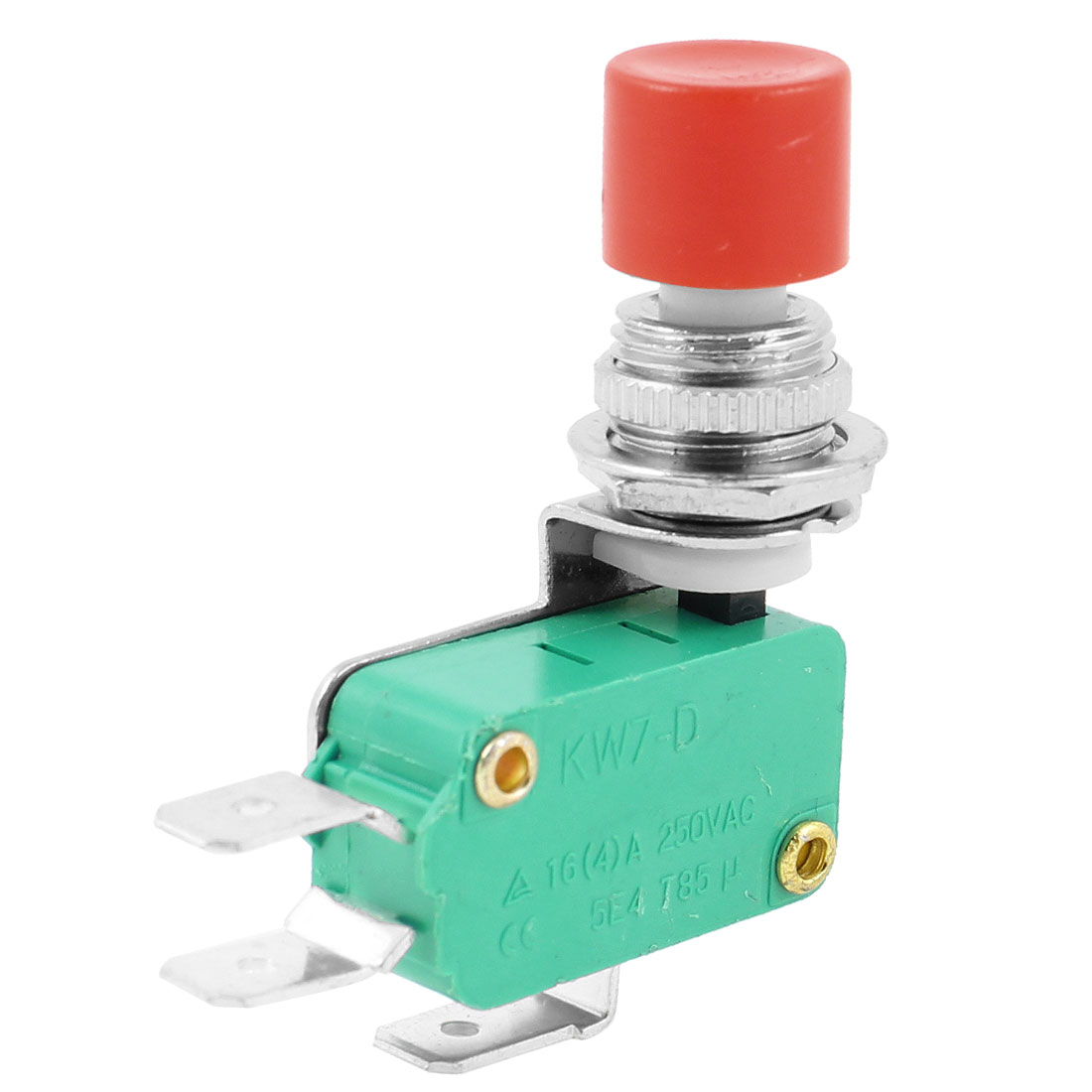 Replacement 1NO 1NC AC Momentary Push Button Micro Switch
