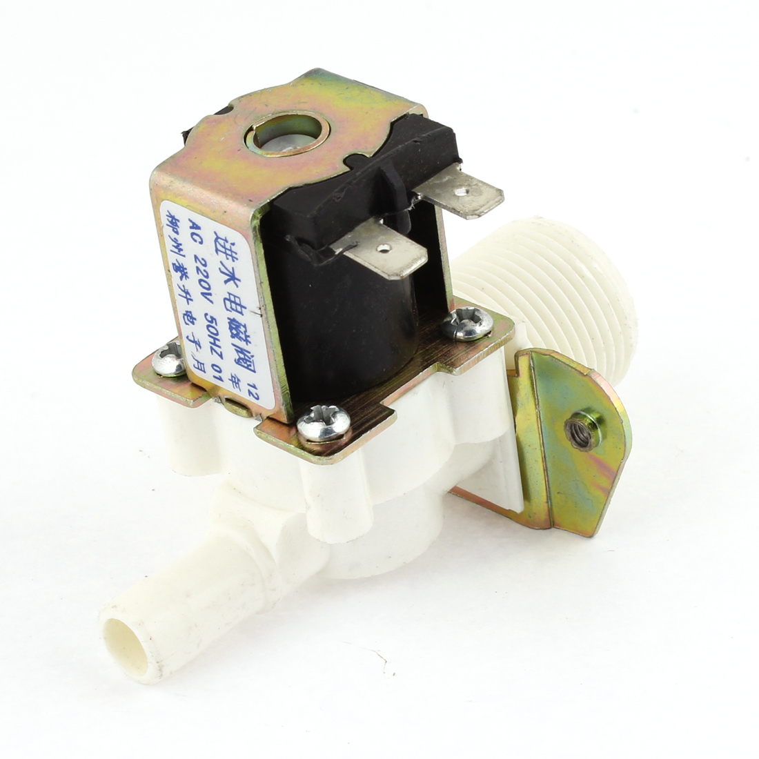 "3/4""PT Water Enter Inlet Solenoid Valve for Washing Machine AC 220V"