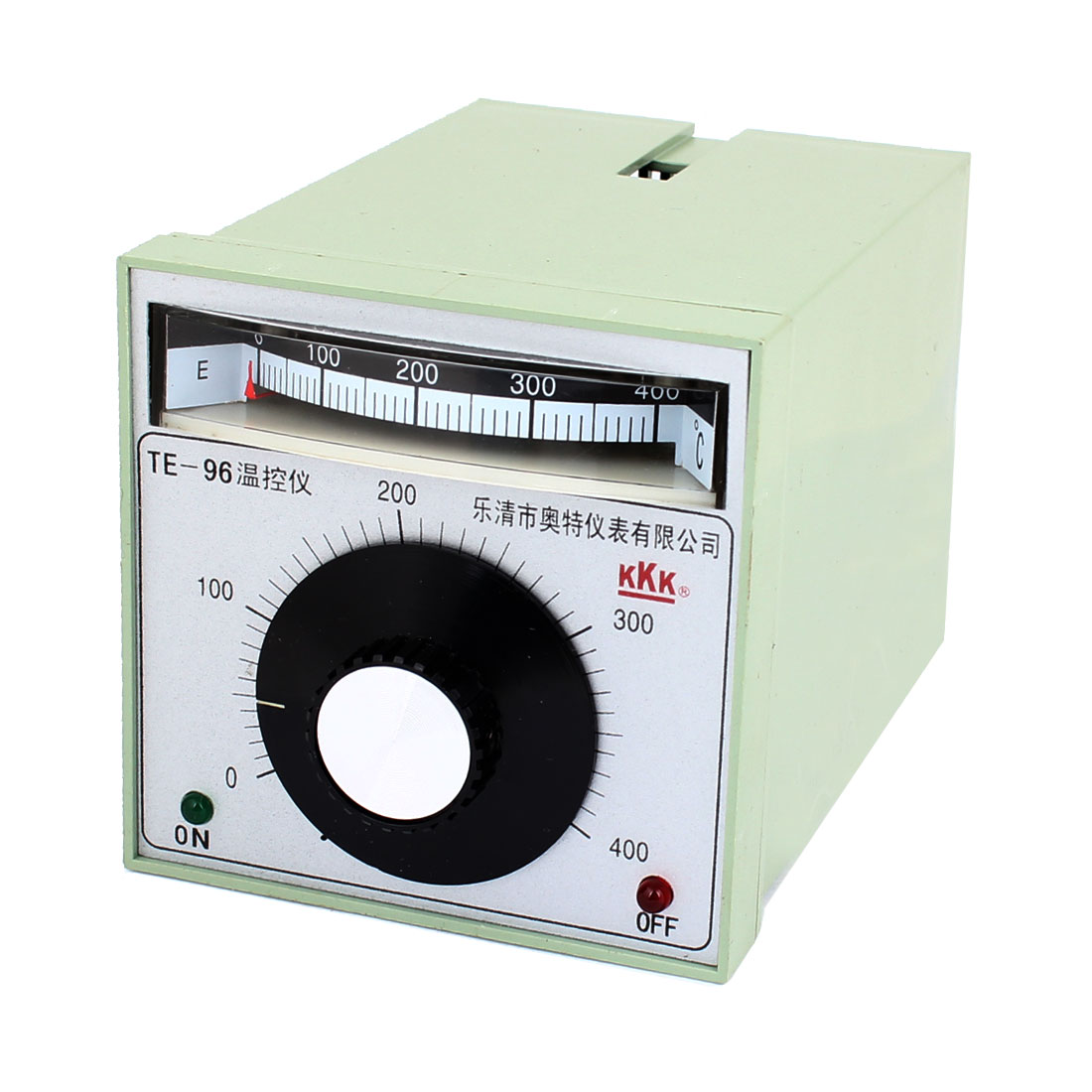 TEA-2001 0-400 Celsius Two-phase Style Temperature Control Controller Light Green