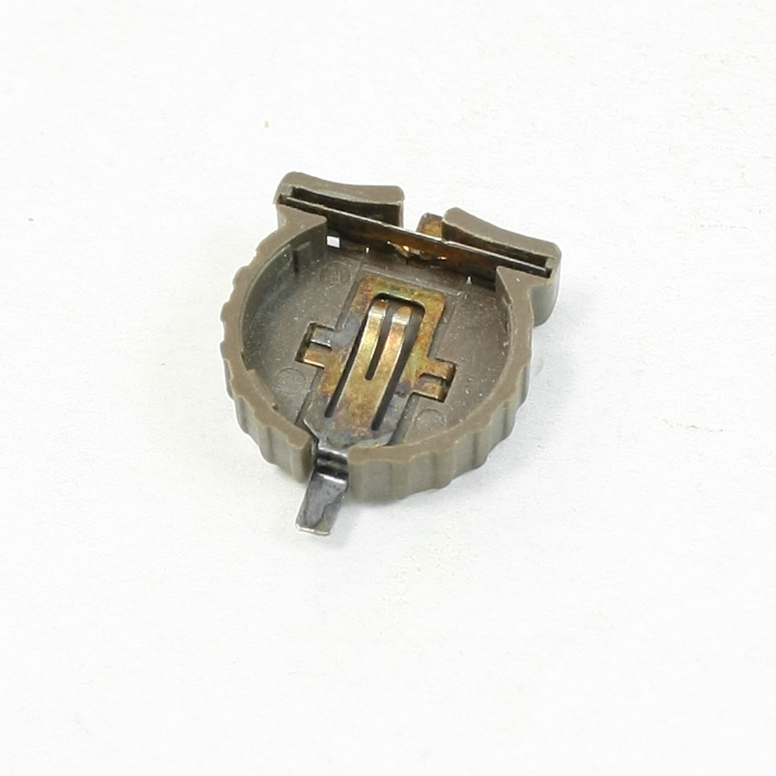 Soldering Terminals Button Cell Battery Holder for CR/LIR1220