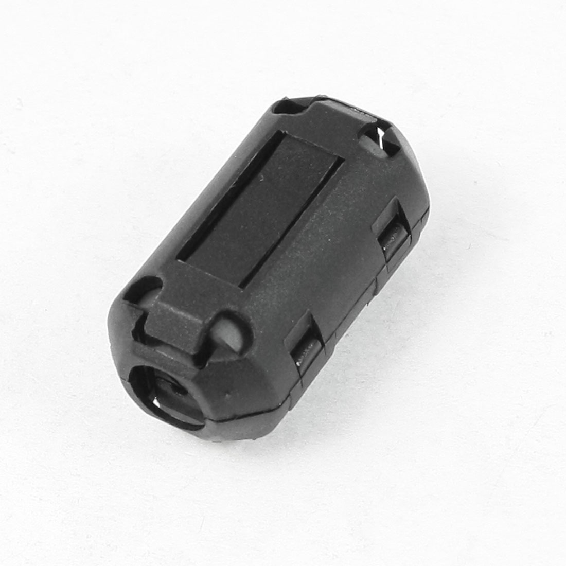 UF70 7mm Inner Diameter Plastic Shell Ferrite Filter Cable Clip