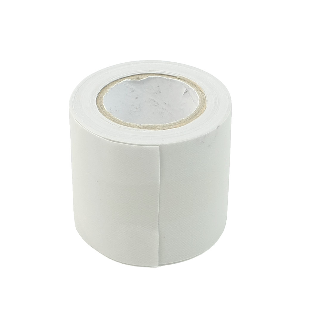 Light Gray PVC 4.8cm Width Pipe Hose Wrapping Tape Roller for Air Conditioner