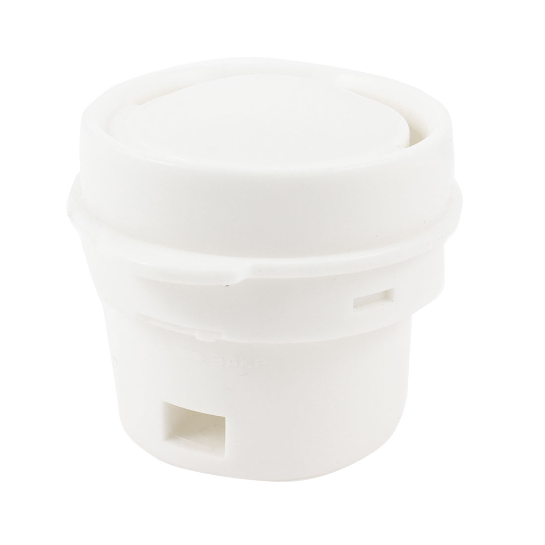 41mm Bottom Dia White Plastic Rice Cooker Spare Parts Steam Release Valve