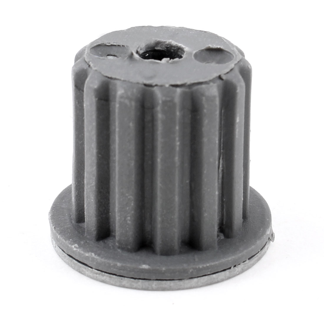 Gray 10 Interior Teeth Washing Machine Washer Metal Pulsator Core 25mm High
