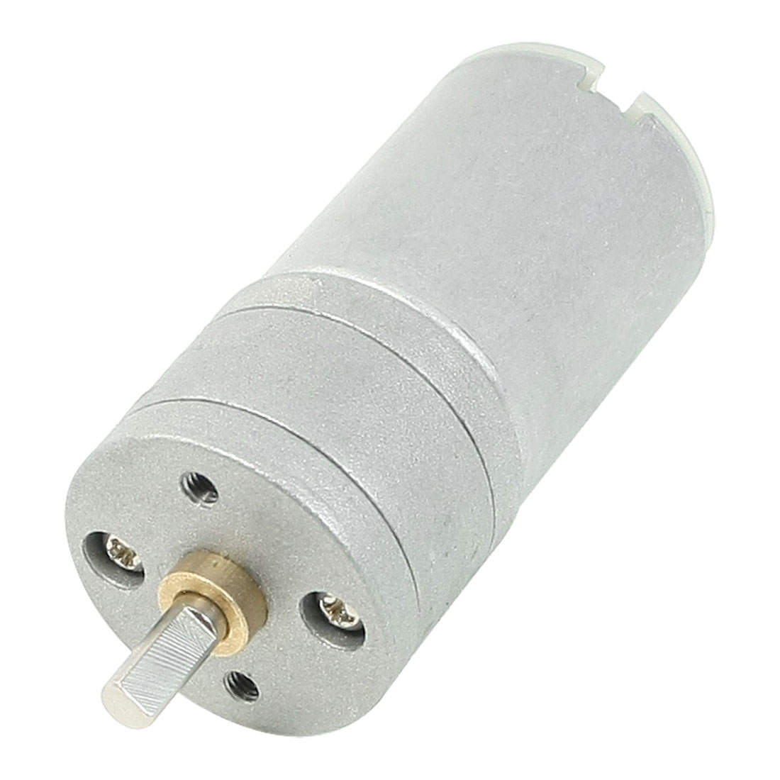 25mm 12V 30mA 10RPM Micro DC Geared Motor for Robot Electronic Toy