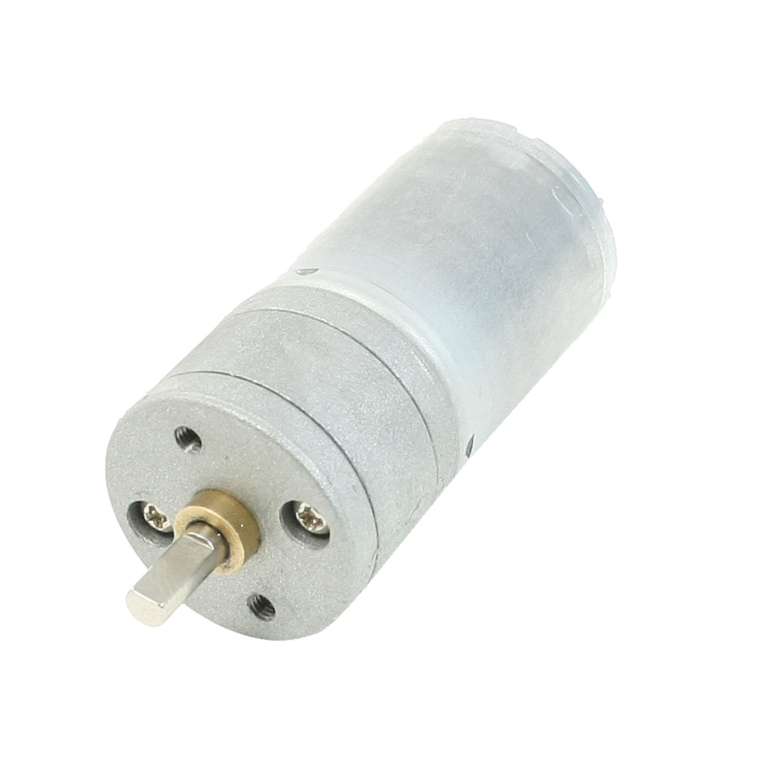 DC 12V 1000RPM 2 Terminals Permanent Magnet Geared Reduction Motor