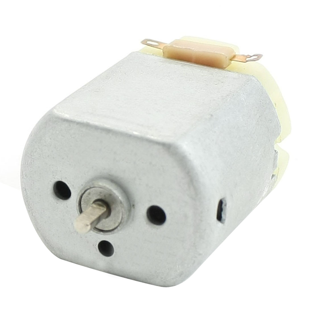 DC 3-12V Variable Speed Magnetic Cylindrical DC Motor for DIY Toy