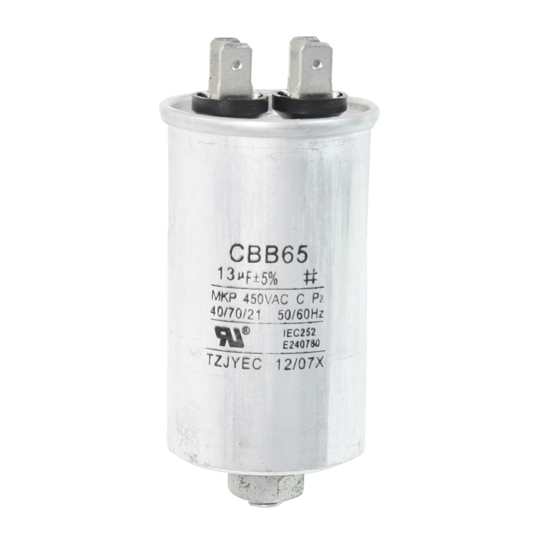 Air Conditioner AC 450V 13uF Cylindrical Motor Capacitor CBB65