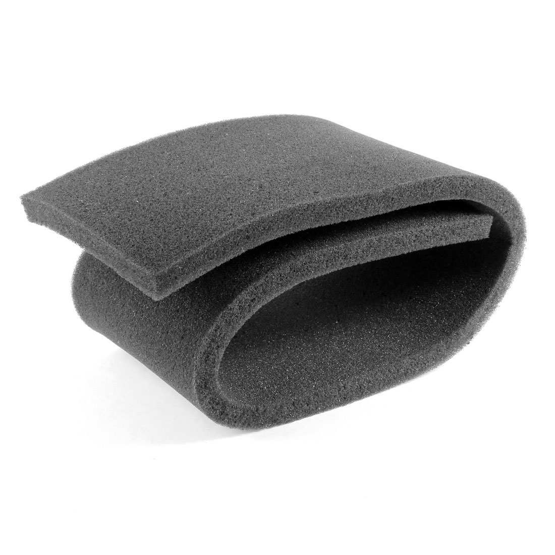 Fish Tank Aquarium Fresh Water Biochemical Filter Sponge 65cmx13cmx1cm Black