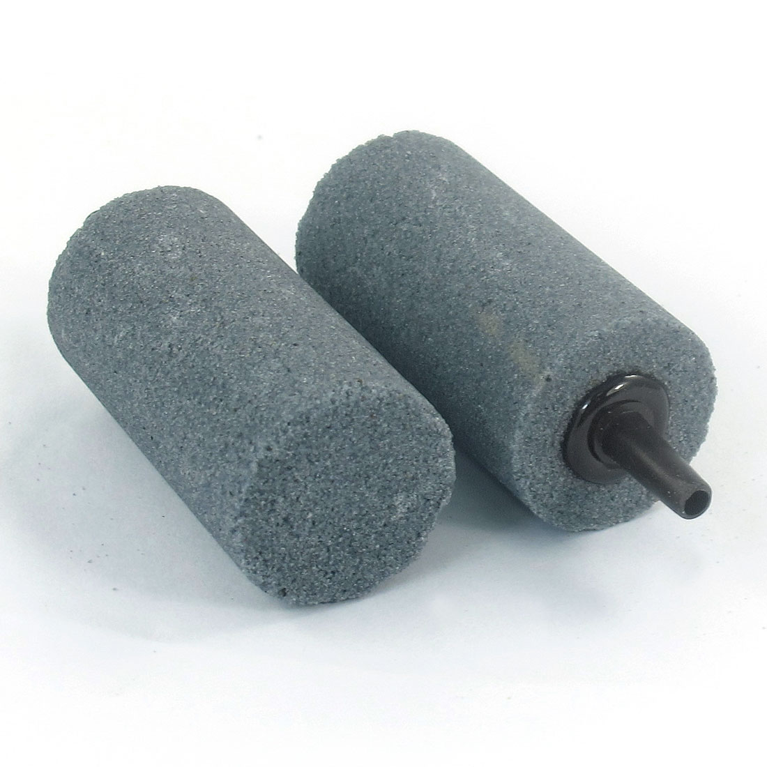 "Fish Tank 1"" x 2"" Cylinder Bubble Release Air Stone 2 Pcs"
