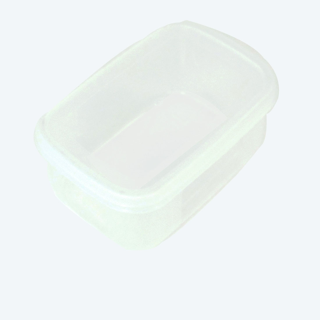 Home 100mm x 70mm x 46mm Clear Plastic Mini Storage Box for Gadgets