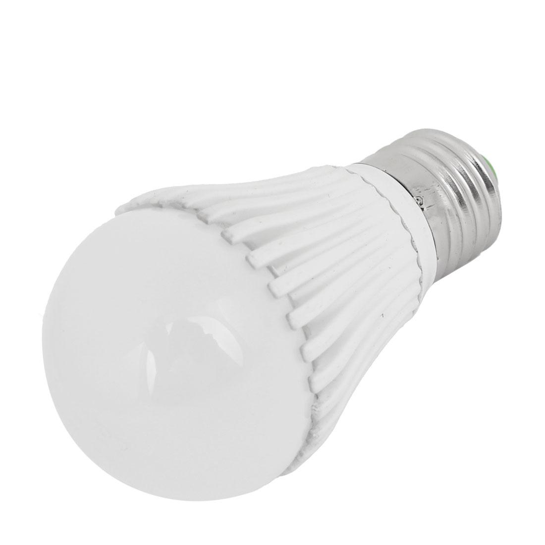 Home Bathroom Energy Saving E27 Screw Base 5W 10 SMD LEDs Lamp Light Bulb Yellow