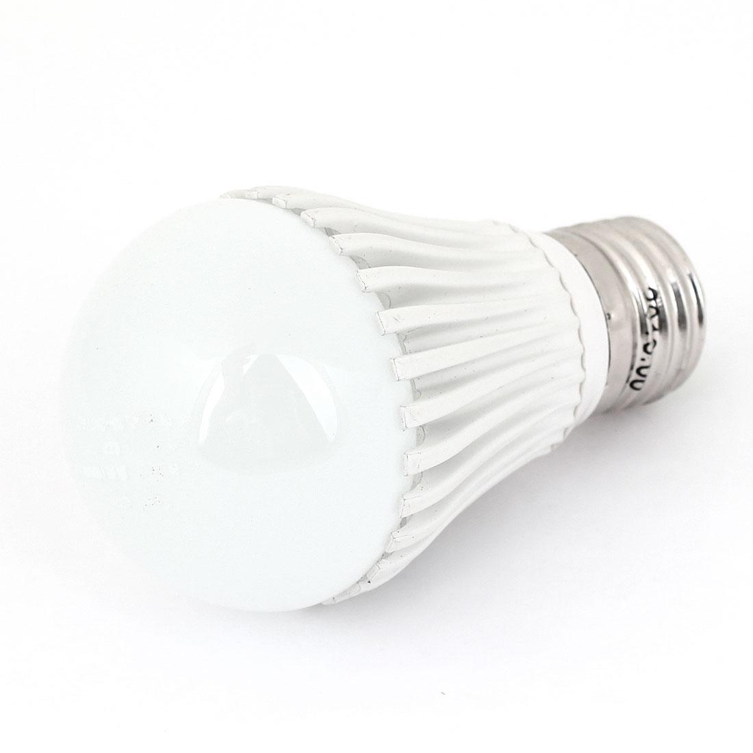 Kitchen Home E27 Screw Base White Light 10 LED Ball Bulb Lamp 5W AC 85V-265V