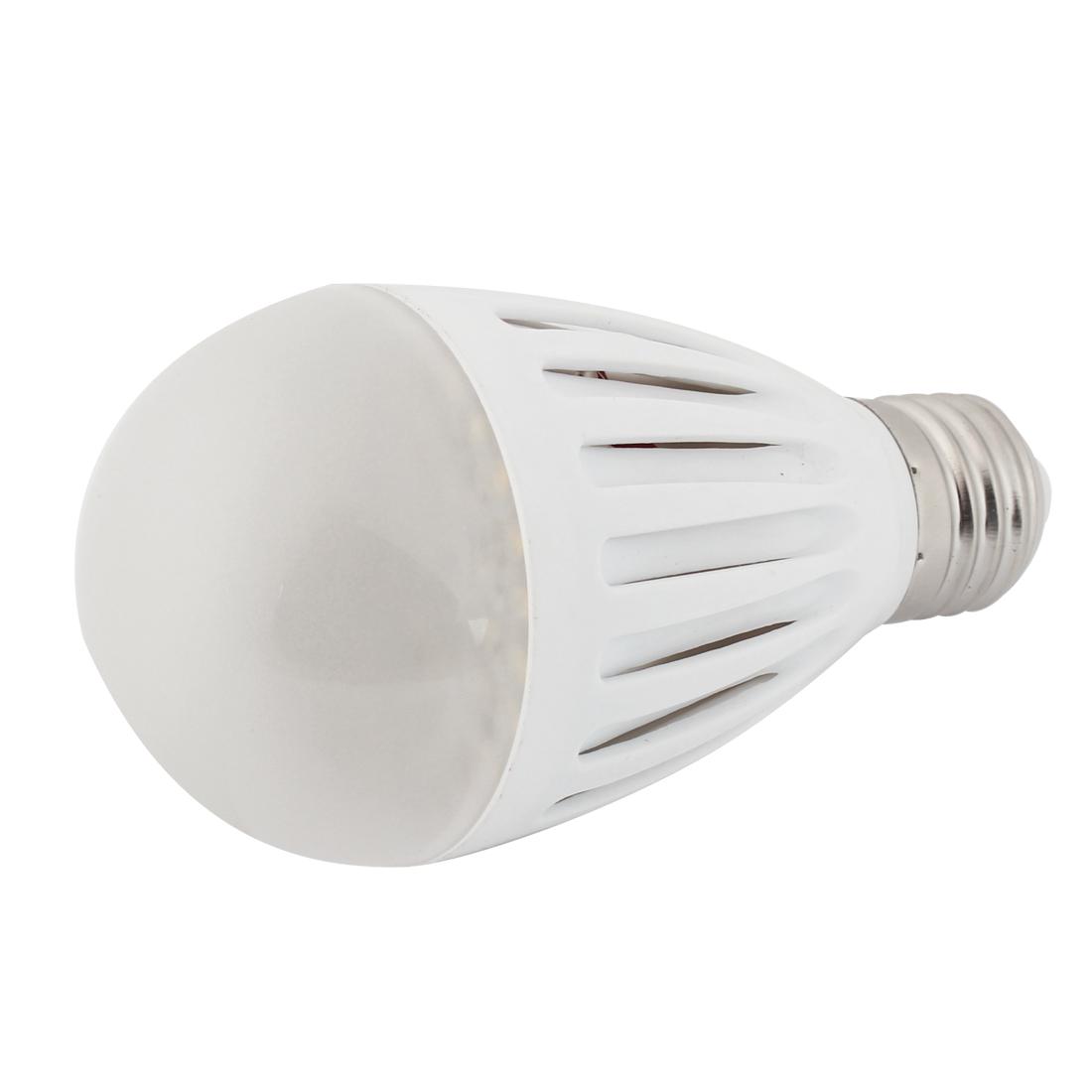 Family Bedroom 4W Energy Saving Warm White 60 LEDs Light Lamp Bulb