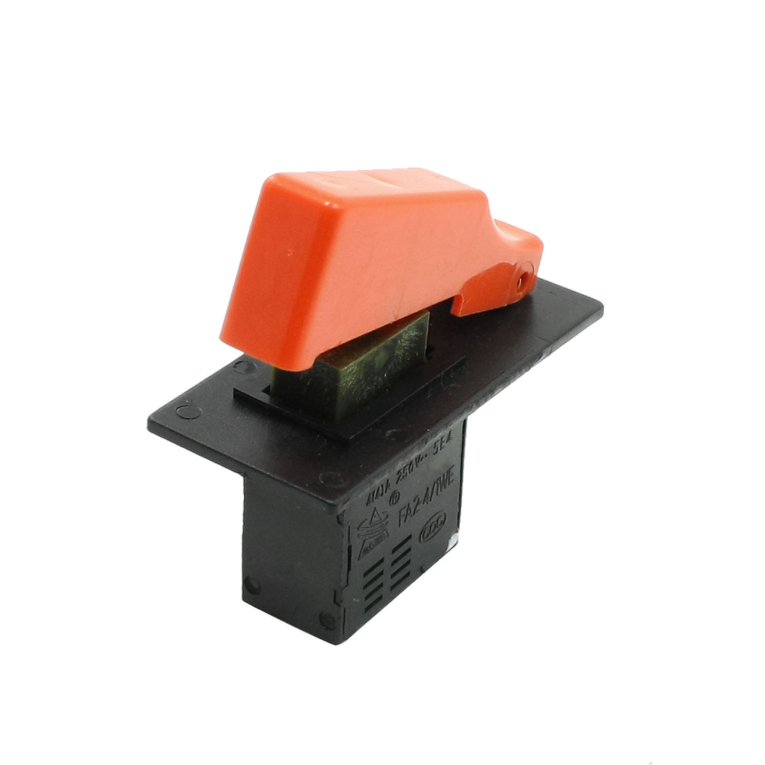 Replacing AC 250V 4A 5E4 Trigger Switch 4 Terminals for Electric Drill