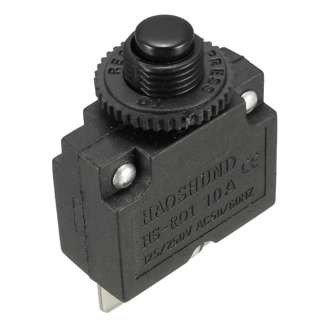 125/250VAC 50/60Hz 10A 2 Terminals ST-101E AC DC Toggle Switch