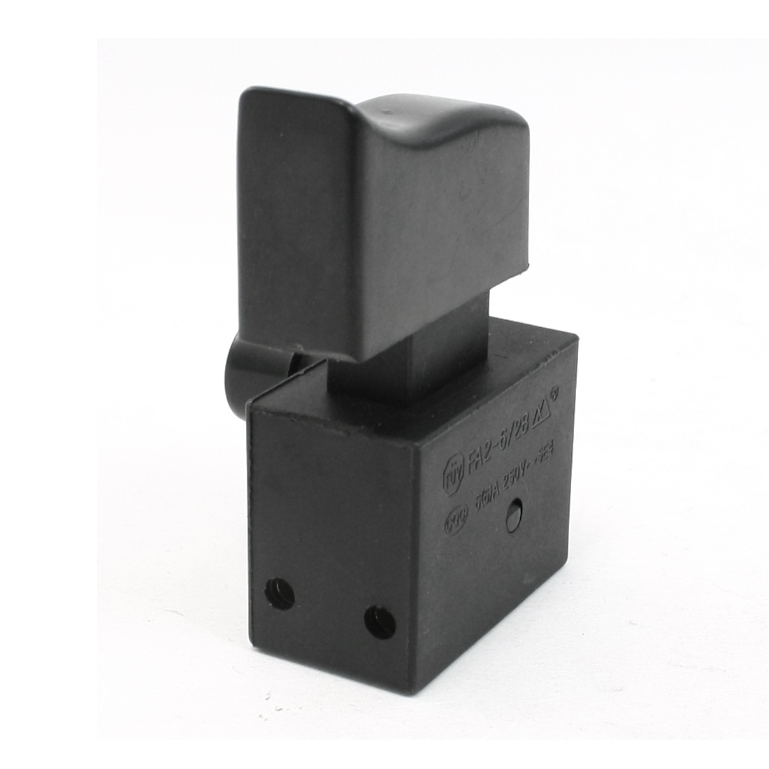 AC 250V 6A 5E4 Power Tool Locking Trigger Switch for Electric Blender