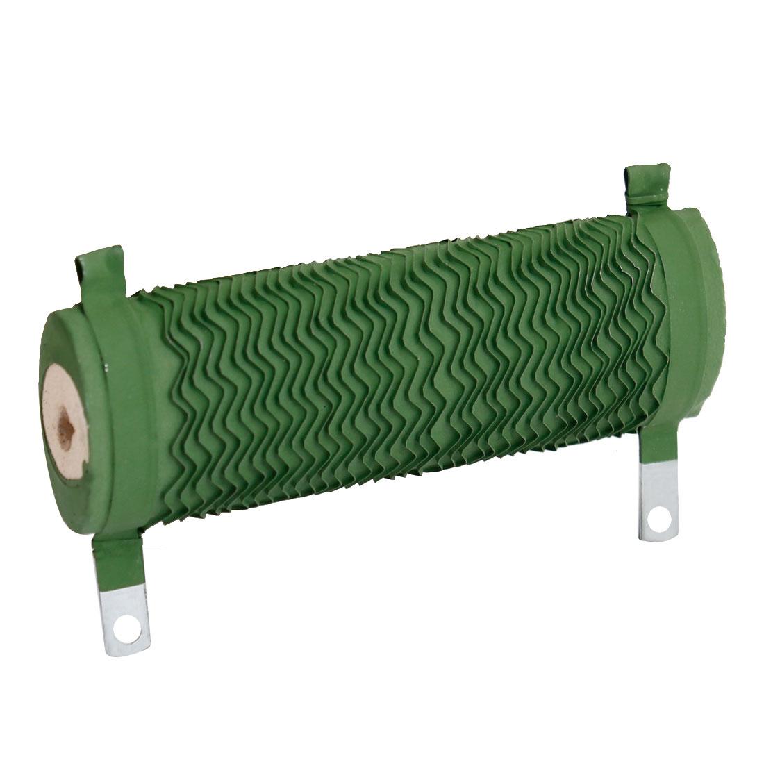 10 Ohm 150W Wirewound Green Ceramic Case Tube Power Resistor