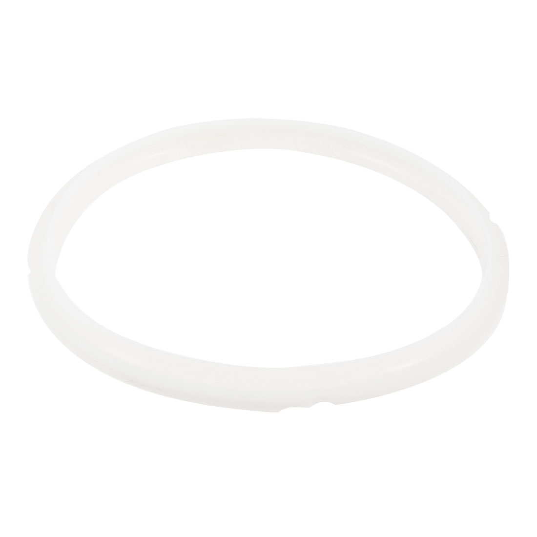 White 19.7cm Inner DiaGasket Sealing Ring for 3-4L Pressure Cookers