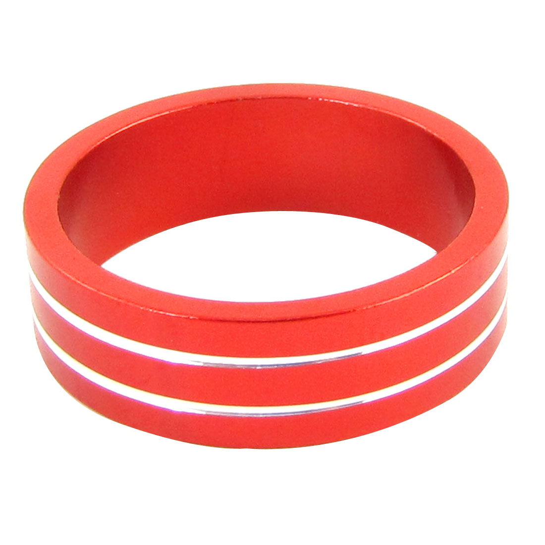 "1.1"" Diameter Mountain Bike Bicycle Repair Parts Headset Spacers Red"
