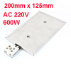 200mm x 125mm Stainless Steel Heater Board Heating Element 220V 600W