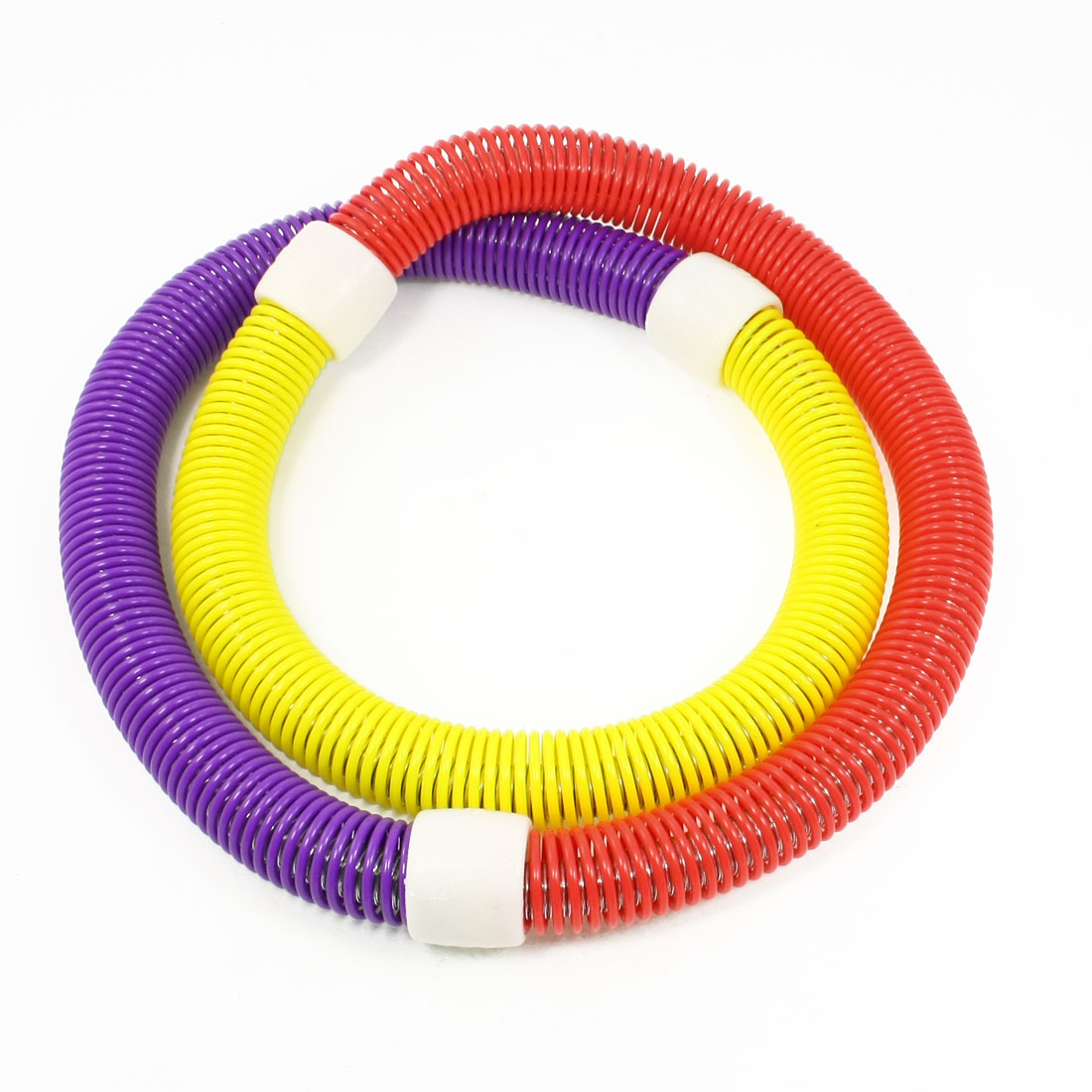 Waist Body Training Flexible Coiled Hula Hoop for Exercise Sports
