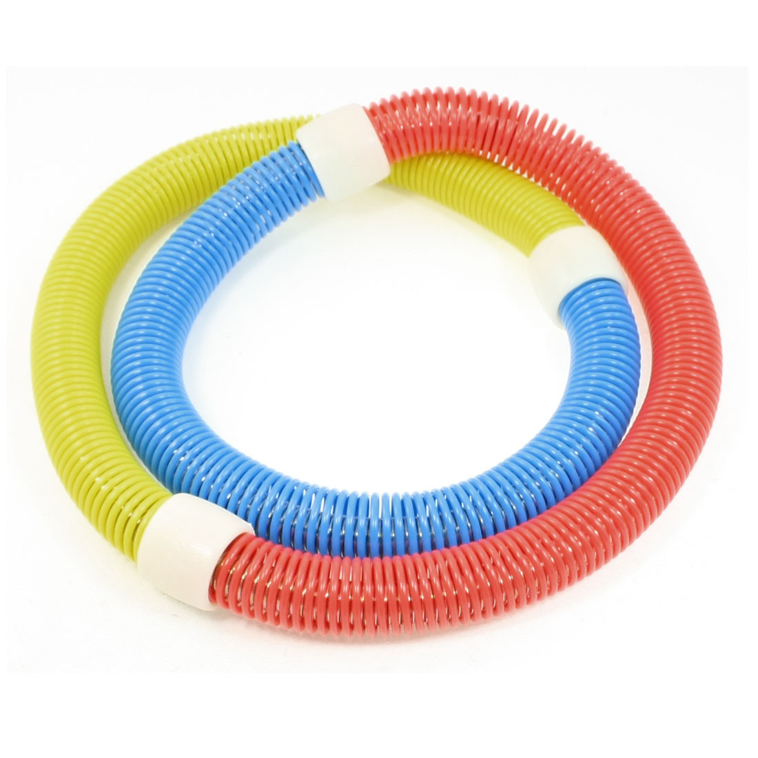 Sport Massage Training Flexible Spring Loaded Hula Hoop