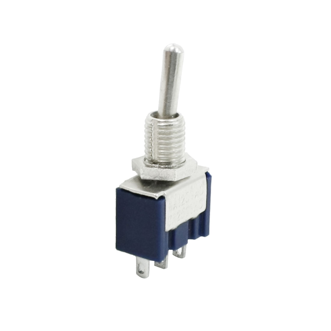 6A/125VAC 3A/250VAC 3-Pin SPDT On/On 2 Position Latching Mini Toggle Switch